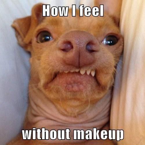 grimace-meuf-sans-make-up
