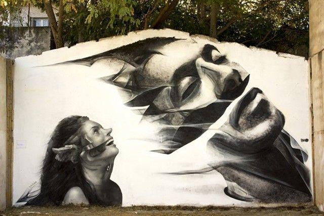 iNo 1 Graffiti