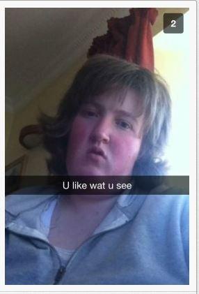 snapchat ugly
