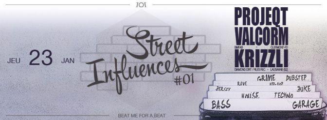 street influence