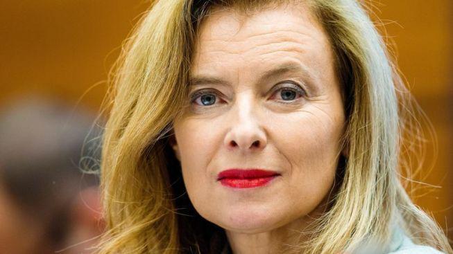 Valerie Trierweiler va mieux et s'envole en Inde
