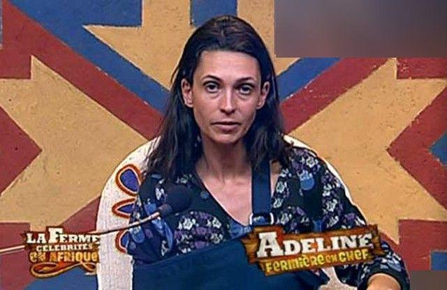 Adeline Blondieau Maire