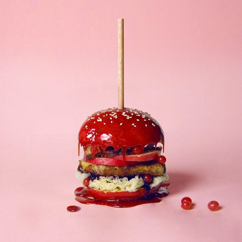 Burger d'amour