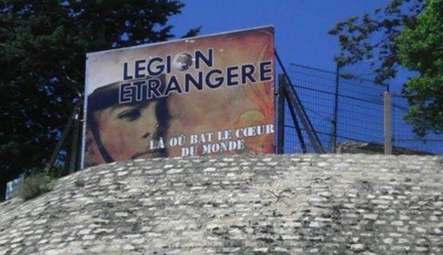 Legion étrangère
