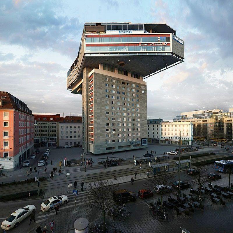 NHDK Victor Enrich Immeuble manipulation