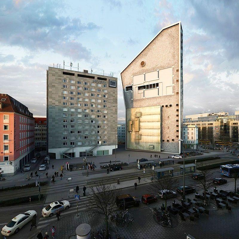NHDK Victor Enrich manipulation immeuble
