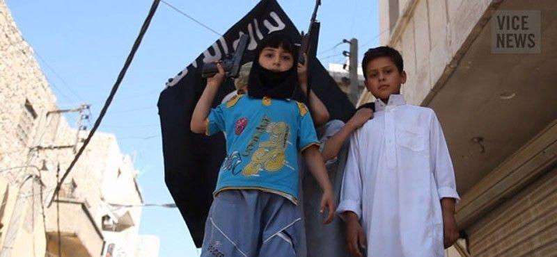 Syrie djihad enfant vice