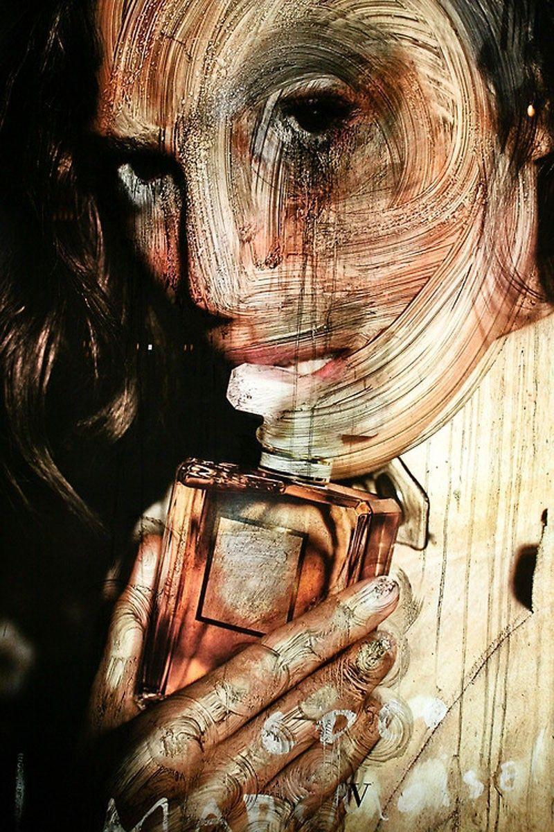 Vermibus pub détournement dissolvant parfum