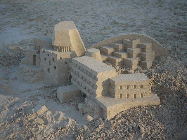 calvin seibert château de sable 2