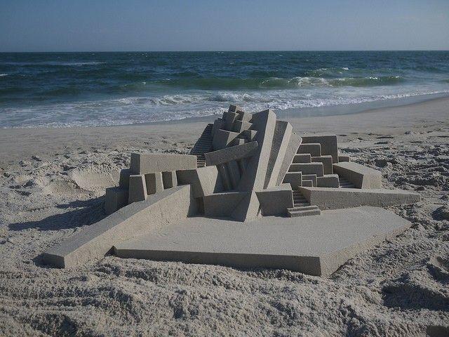 calvin seibert château de sable 9