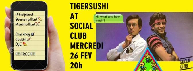 motor city drum ensemble social club