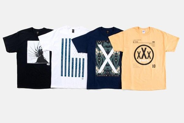 tee shirt multicolor