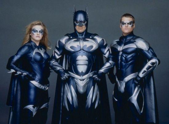 Batman et Robin (et puis la dernière aussi)