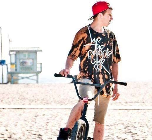 Brandon Begin ride BMX