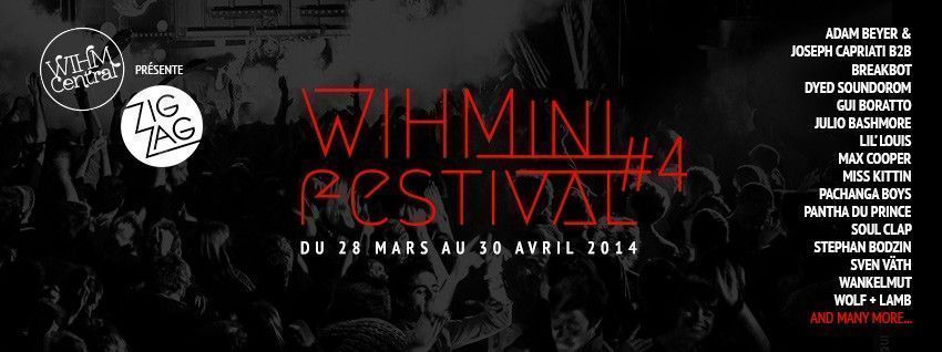 wihmini festival zig zag concours