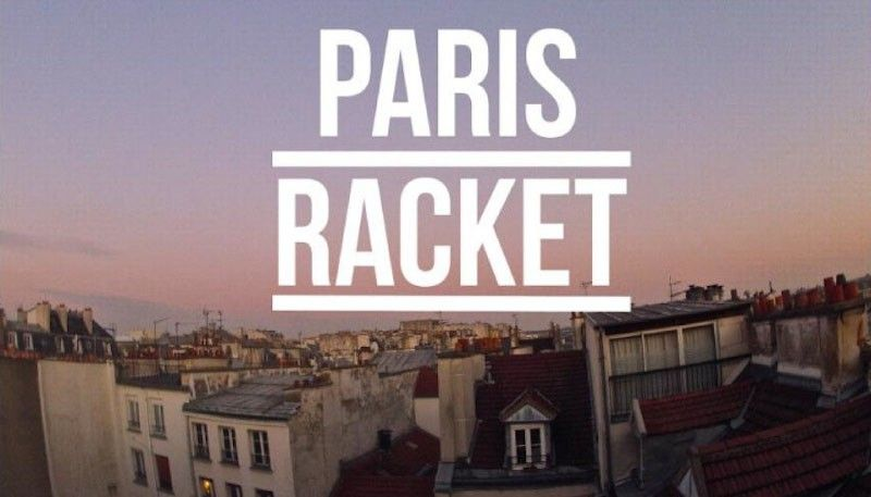 Racket Paris