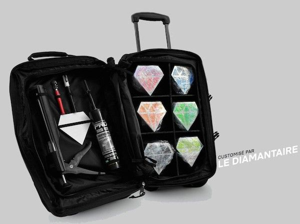 Diamantaire x Eastpak