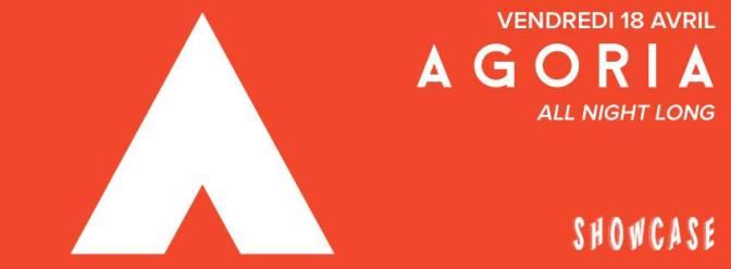 agoria showcase concrete