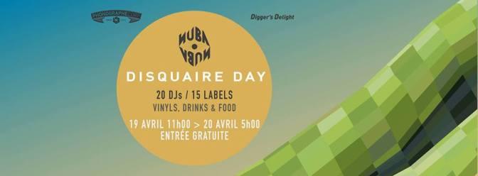 disquaire day phonographe nuba