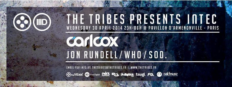 the tribes carl cox