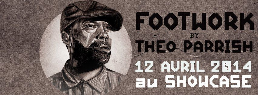 theo parrish footwork showcase