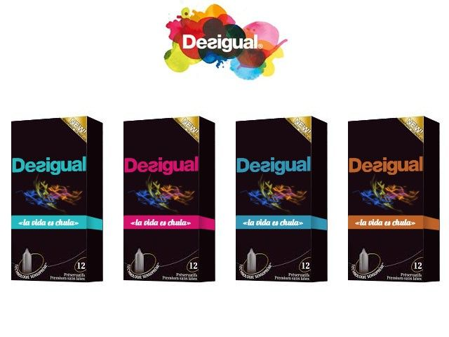 Desigual préservatif