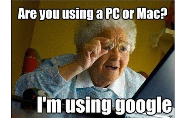 grand mere ordinateur