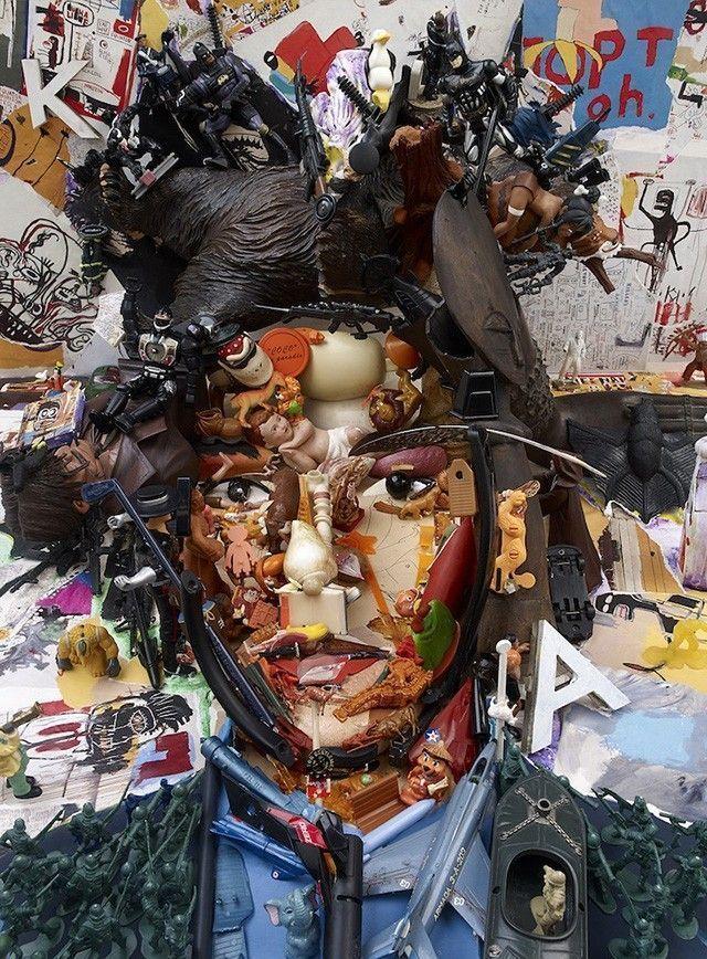 Bernard Pras Basquiat