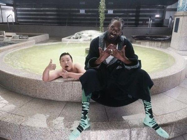 Snoop Dogg feat PSY