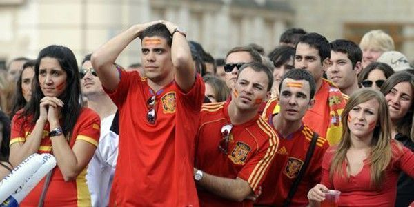 Suporters Espagnols