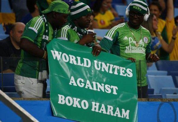 Suporters nigeria