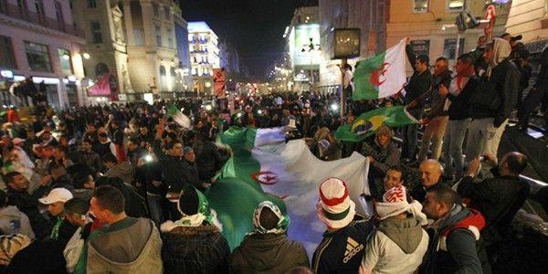 algérie suporter parisien