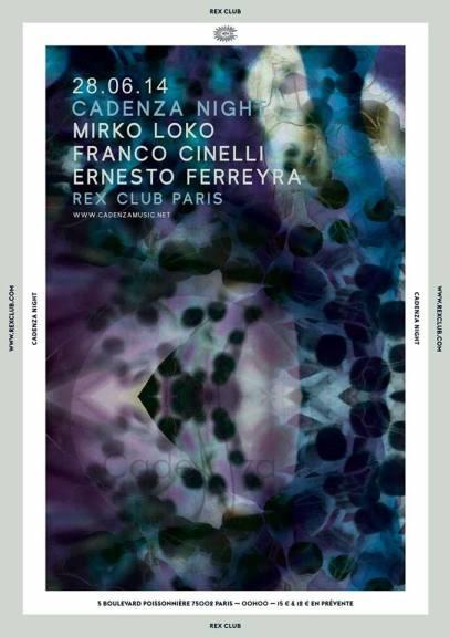 cadenza night rex open space festival