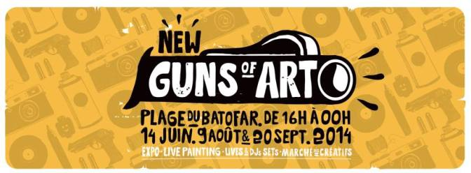 guns of art