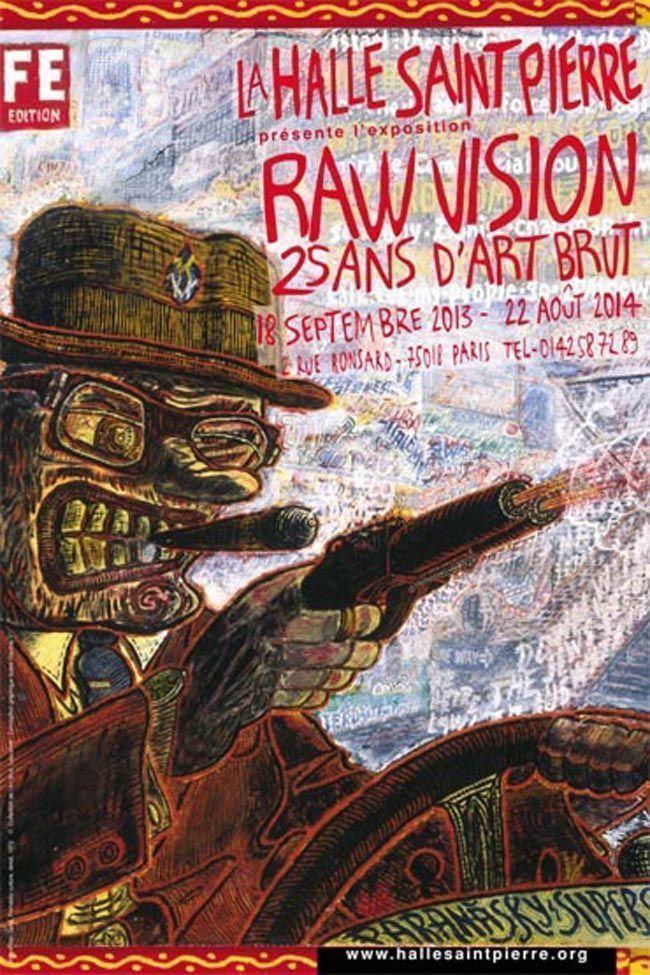 Raw-Vision-Halle-Saint-Pierre