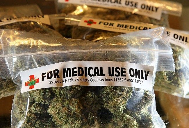 weed-medical-use-only