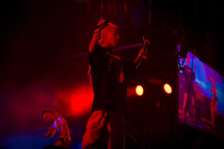 Die Antwoord - Rock en Seine 2014