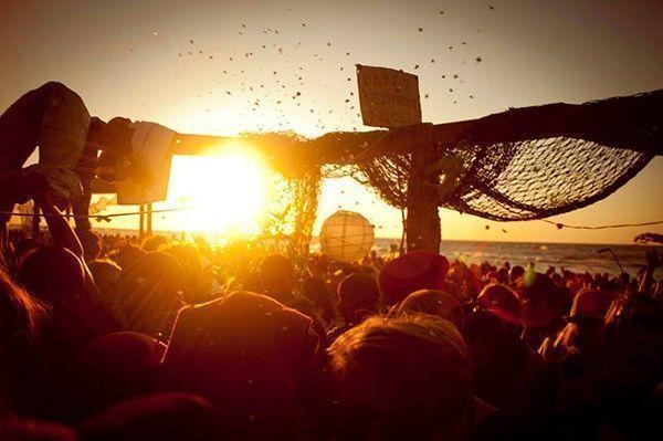 électro-festivals