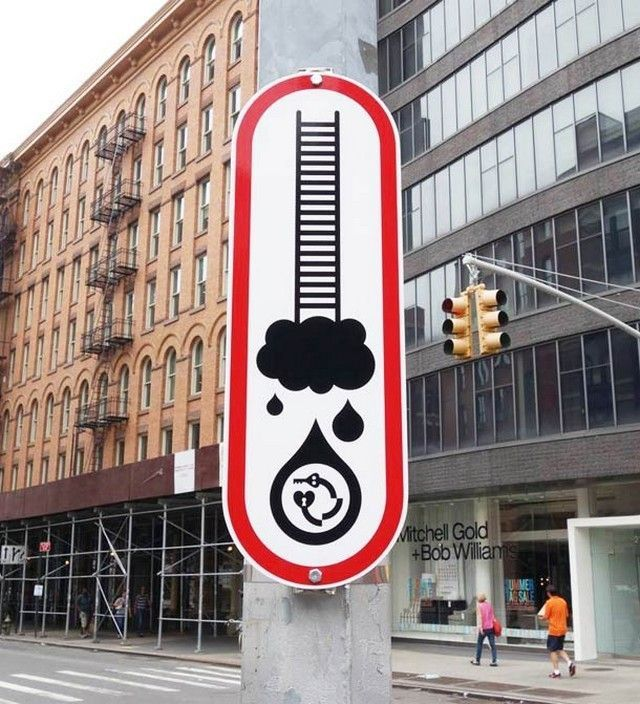 Ryan-McGinness-street-art-signs-1