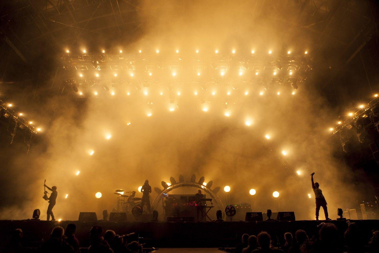 The Prodigy-Rock en seine 2014