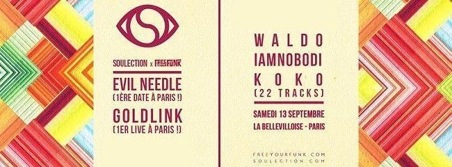 free-your-funk-soulection-bellevilloise-13-septembre