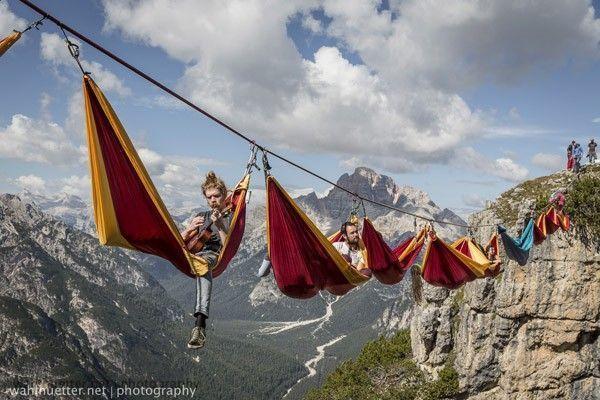 Hamac Dolomites