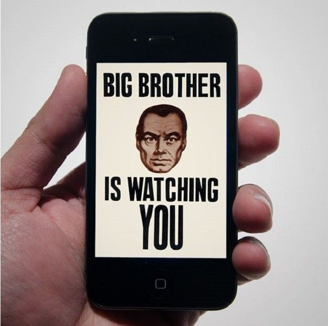 iphone-big-brother-is-watching-you