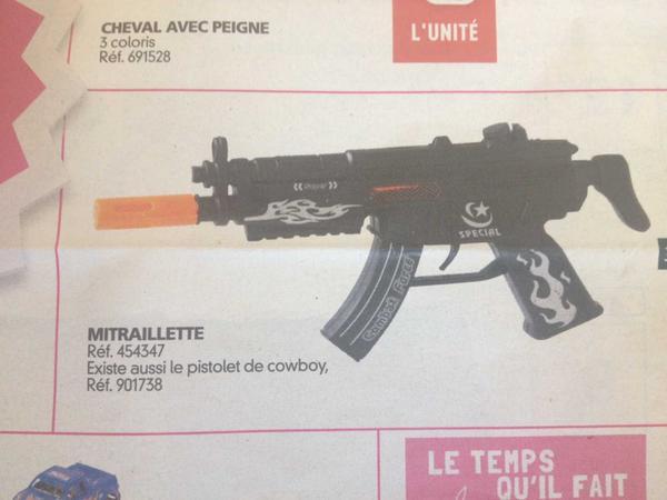 mitrailette