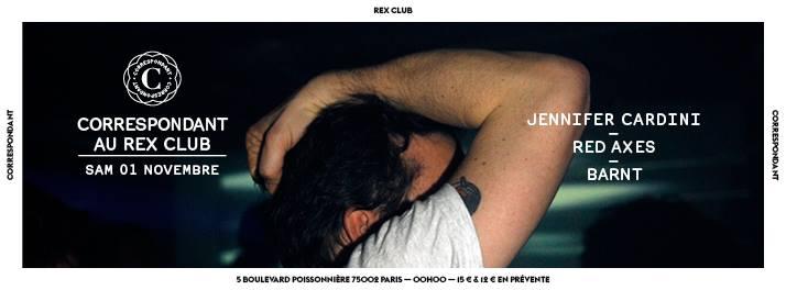correspondant rex club