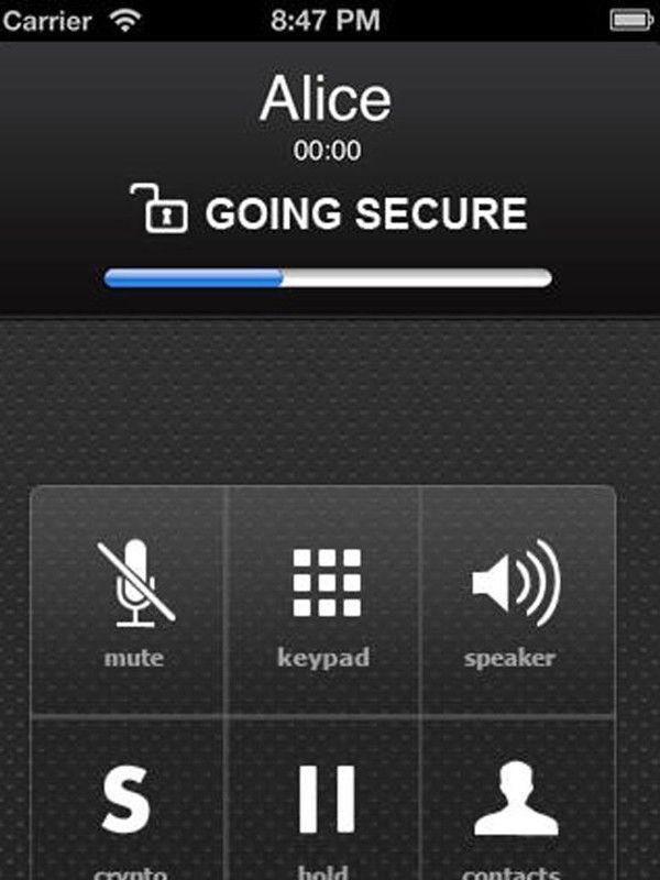safe session voice application