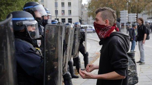 violences policières rémi fraisse