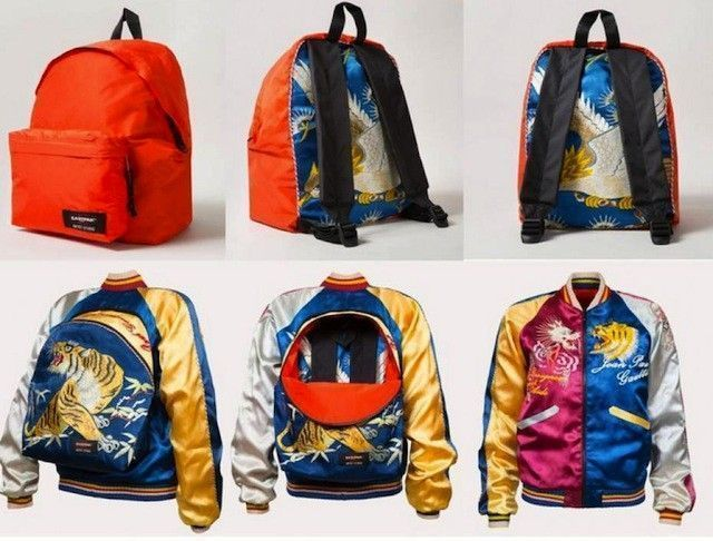 eastpak jean gaultier collaboration daa paul SfdnqBBAx