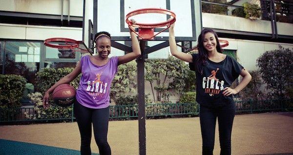 girls can dunk