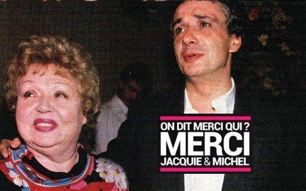 merci jacquie et michel